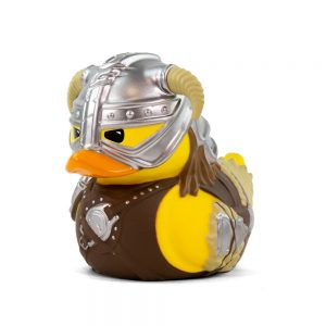Skyrim Dovahkiin TUBBZ Cosplaying Duck Collectible