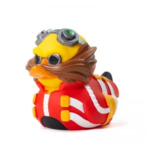 Sonic the Hedgehog Dr. Eggman TUBBZ Cosplaying Duck Collectible