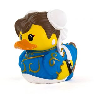 Street Fighter Chun Li TUBBZ Cosplaying Duck Collectible