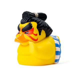 Street Fighter E. Honda TUBBZ Cosplaying Duck Collectible