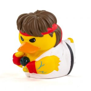 Street Fighter Ryu TUBBZ Cosplaying Duck Collectible