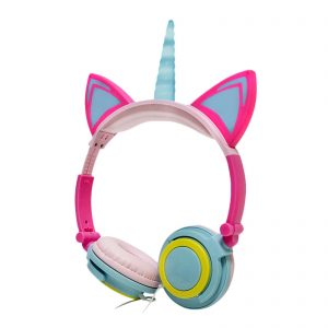 Numskull Kids Unicorn Headphones / Headset