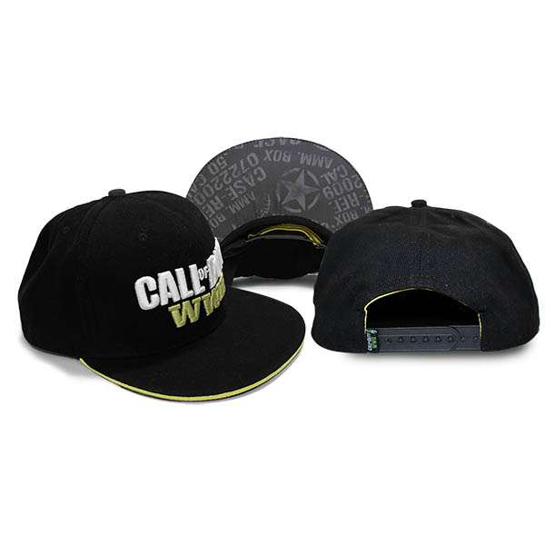 Call Of Duty WW2 Snapback