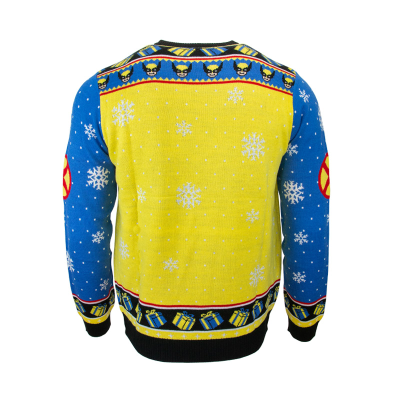 Wolverine Christmas Jumper / Ugly Sweater