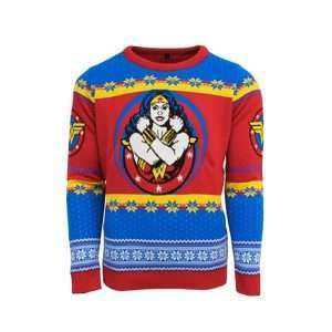 Wonder Woman Christmas Jumper / Ugly Sweater
