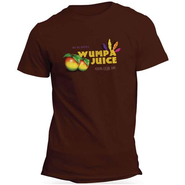 Crash Bandicoot Wumpa Juice T-Shirt