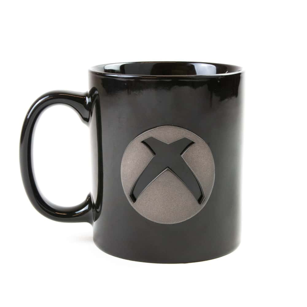 Xbox Metal Badge Heat Changing Mug