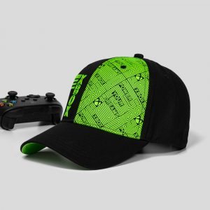 Official Xbox Core Pattern Snapback