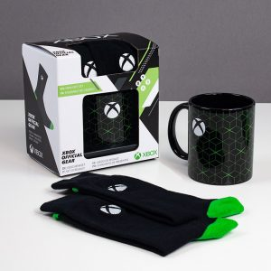 Official Xbox Gift Set – Mug / Socks