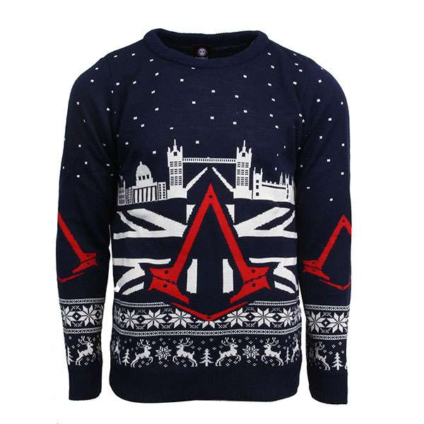 Official Assassin's Creed Christmas Jumper / Sweater