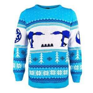 Star Wars AT-AT Christmas Jumper / Ugly Sweater