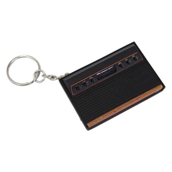 Atari 2600 Console KeyChain