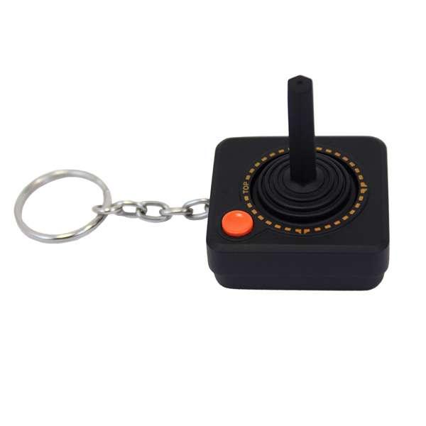 Atari 2600 Joystick KeyChain