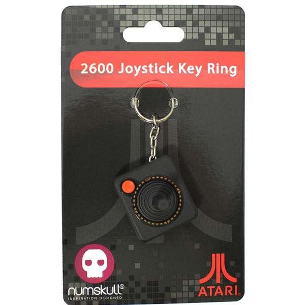 Atari 2600 Joystick Keyring / Keychain