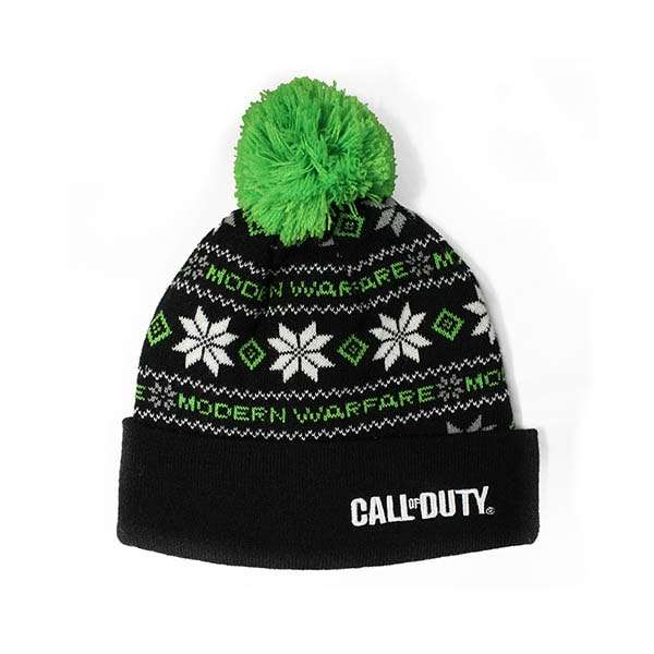 Call of Duty Modern Warfare Nordic Beanie Hat