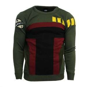Star Wars Boba Fett Jumper / Sweater