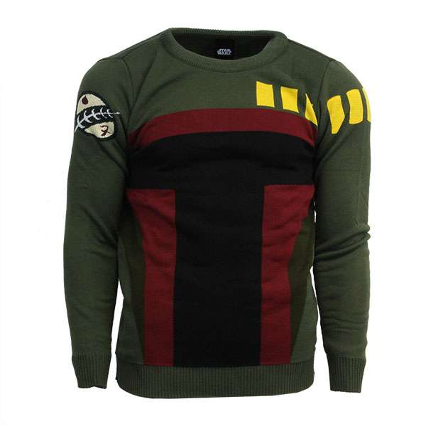 Boba Fett Jumper / Sweater