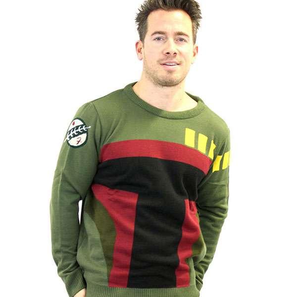 Boba Fett Jumper / Sweater