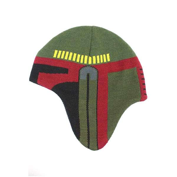 f74c3c09dd9 Boba Fett Knitted Hat - Numskull