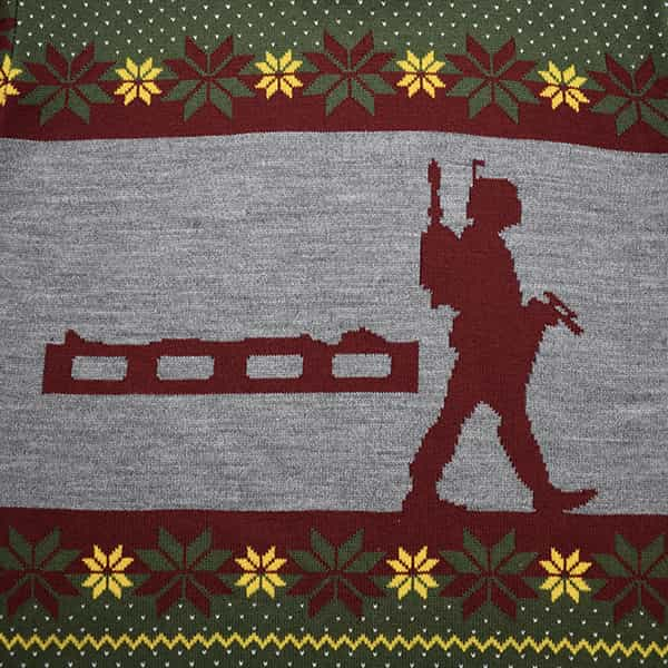 Star Wars Boba Fett Christmas Jumper / Ugly Sweater