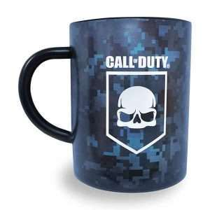 Call of Duty Shield Steel Mug