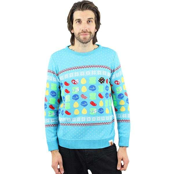 Candy Crush Christmas Jumper / Sweater