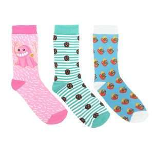 Candy Crush Socks