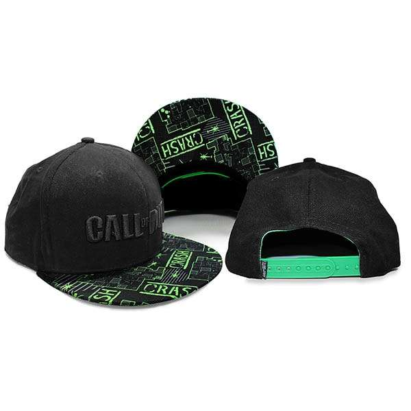 Call of Duty Crash Map Modern Warfare Snapback