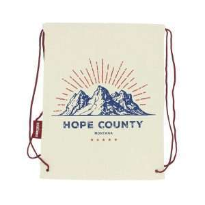 Far Cry 5 Hope County Drawstring Bag