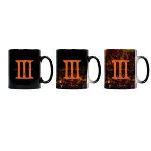 Dark Souls III Heat Changing Mug