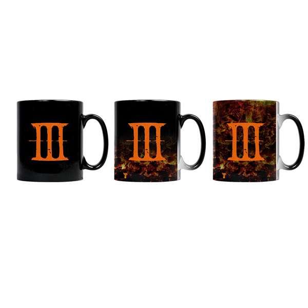 Dark Souls III Heat Changing Mug