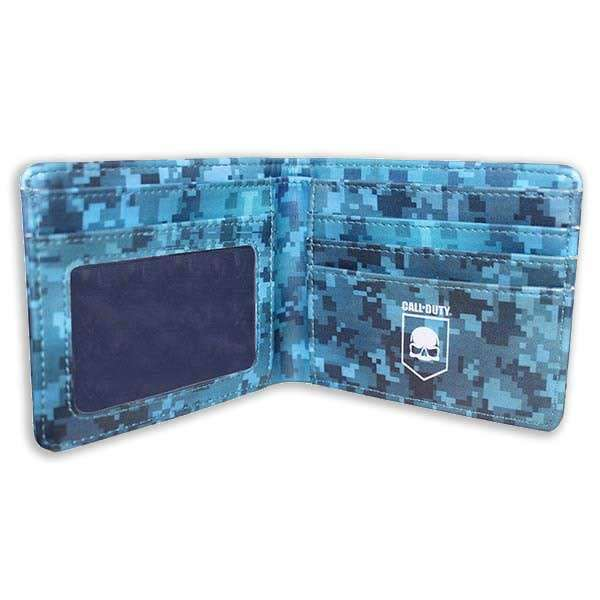 Call of Duty Digi Camo Wallet