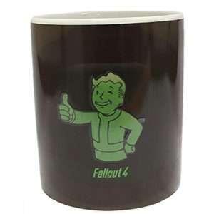 Fallout Heat Changing Mug