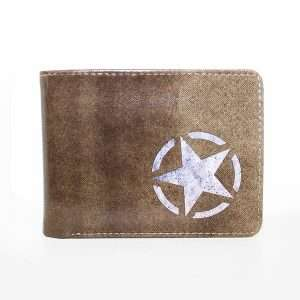 Call of Duty WW2 Freedom Star Wallet