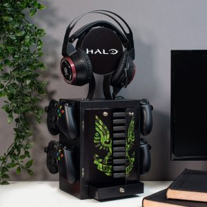 Official Halo Gaming Locker (PS4, PS5, Xbox One and Xbox Series S and Series X)