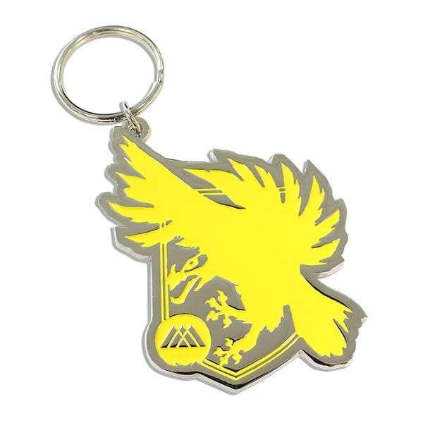 Destiny 2 Warlock Parade Crest Keychain / Keyring
