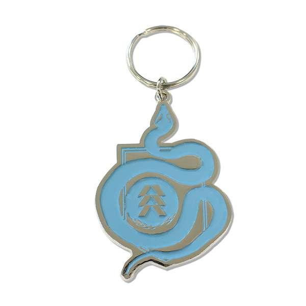 Destiny 2 Hunter Parade Crest Keychain / Keyring