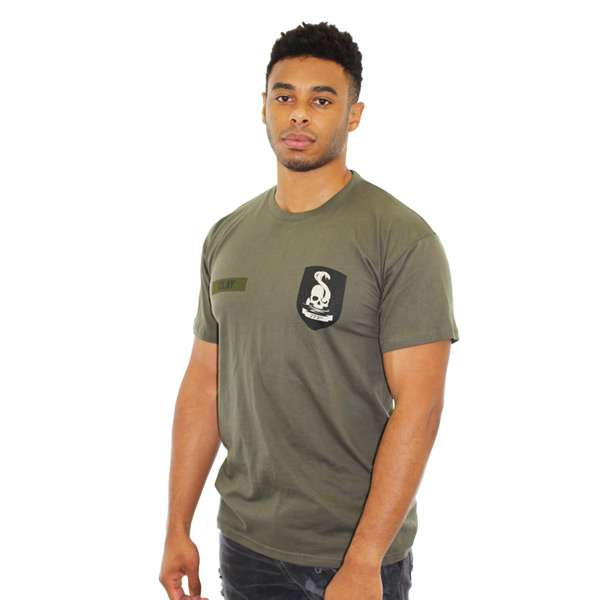 Mafia III 223rd Infantry Green T-Shirt