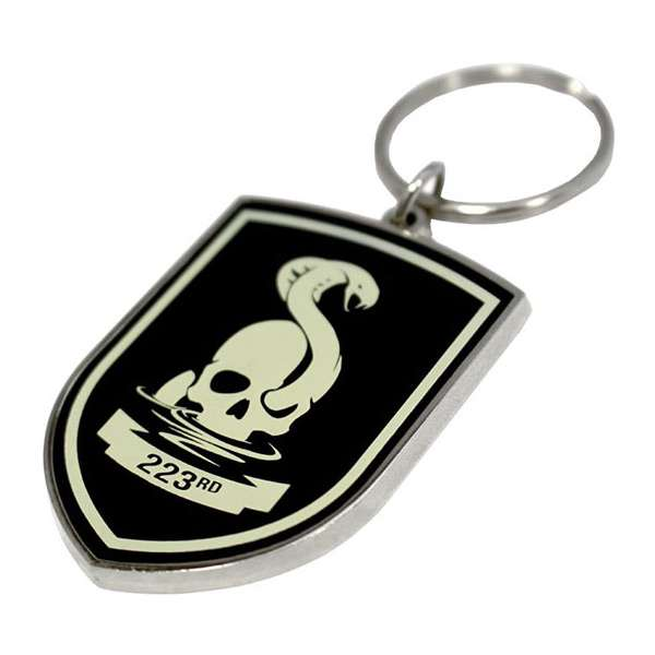 Mafia III 223rd Infantry KeyChain