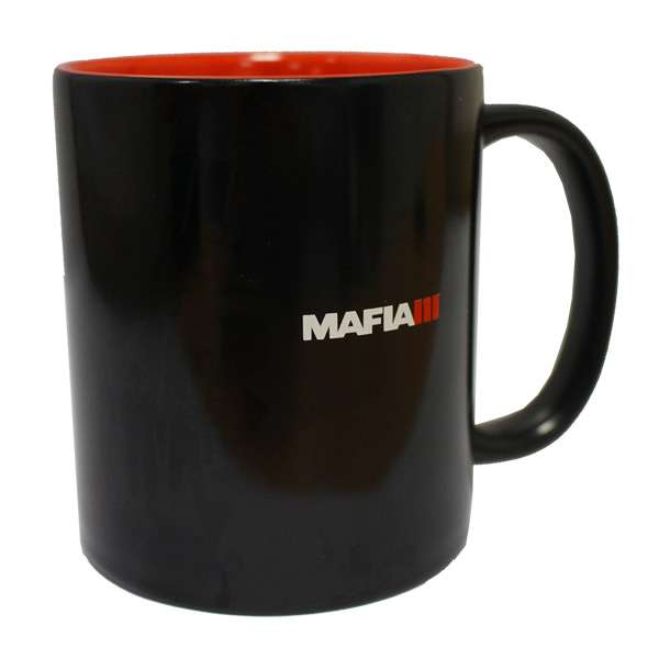 Mafia III Lincoln Heat Changing Mug