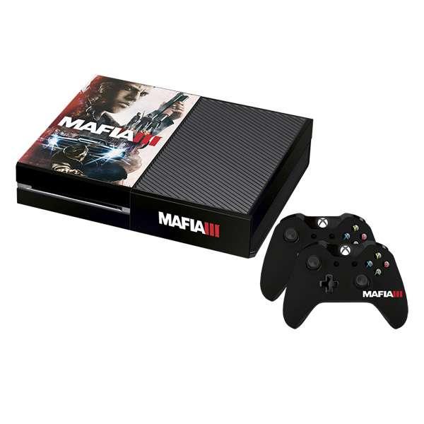 Mafia III Lincoln Xbox One Console Skin