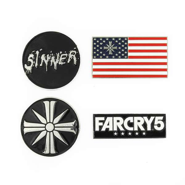 Far Cry 5 Magnet Set Numskull