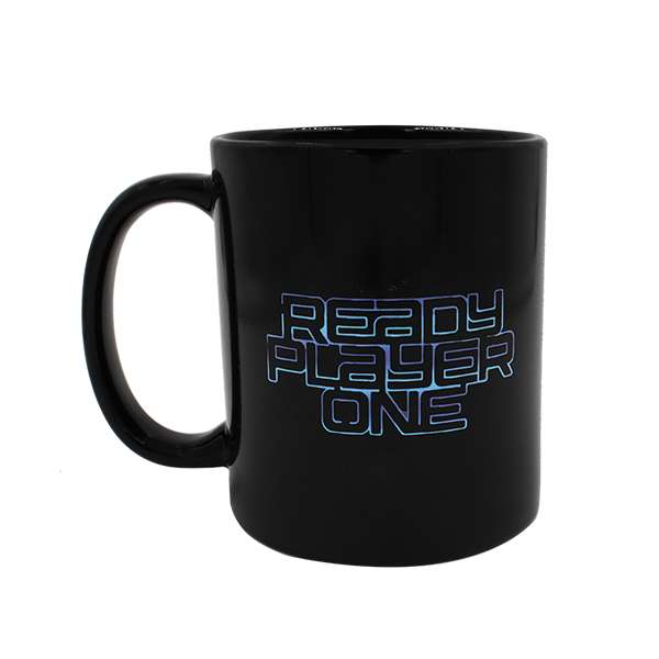 Ready Player One Logo Heat Changing Mug