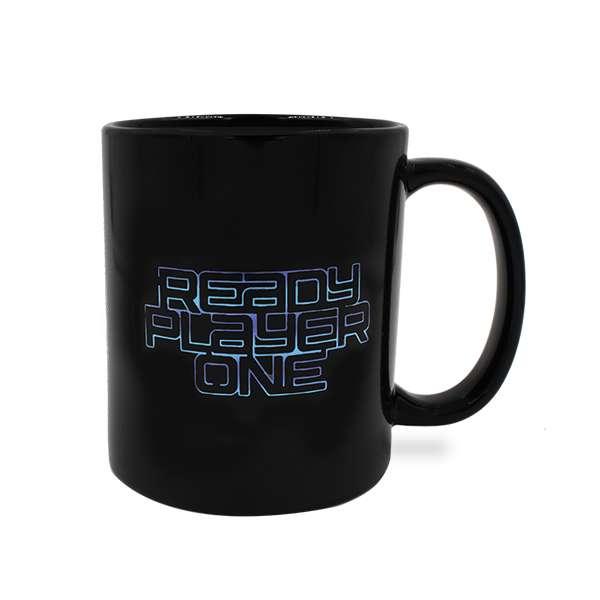 Ready Player One Logo Heat Changing Mug
