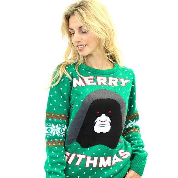 Merry Sithmas Christmas Jumper / Sweater
