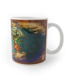 Ni no Kuni 2 World Map Mug