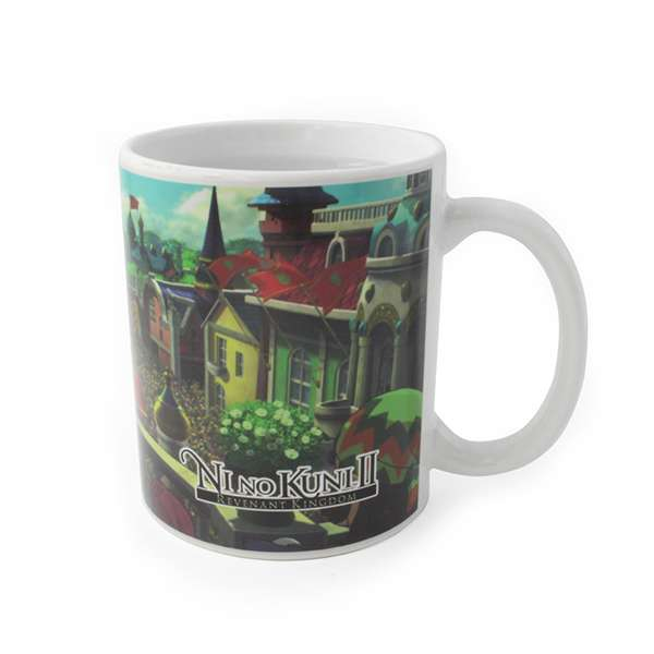 Ni no Kuni 2 Heat Changing Mug