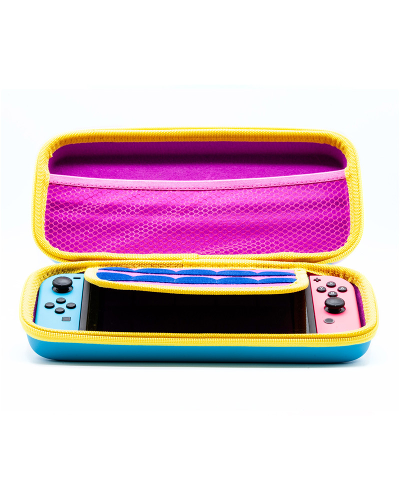 Numskull Nintendo Switch Unicorn Game Cartridge Storage / Travel Case