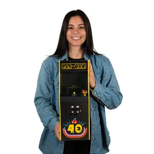 Pac-Man 40th Anniversary Quarter Arcade