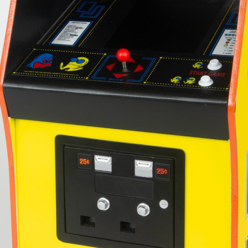 Pac Man Quarter Scale Arcade Cabinet Numskull
